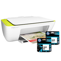 Impresora Hp 2135 Multifuncion + Pack Tinta Hp 664 Extra