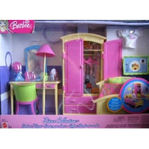 Barbie Muebles Decor Collection Bedroom Recàmara