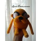 Jake Hora De Aventura Amigurumi Crochet