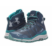 Botas Under Armour Verge Gtx Goretex Hiking Suela Michelin 7