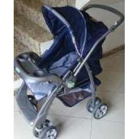 Carrinho De Bebê Burigotto Excelente Estado