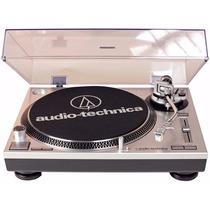 Toca Discos Audio Technica At-lp120 Usb Dj