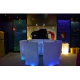 Bar Balcao Led-bar Iluminado-bartender Com 16 Cores