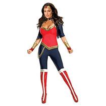 Disfraz Mujer Maravilla Wonder Woman Secret Wishes Sexy Cos