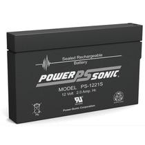 Batería Pila Sellada Ps-1221s 12v 2.0 Ah Power Sonic Np2-12