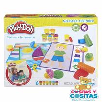 Play Doh Moldea Y Aprende Plastilina Nuevo Envio Gratis