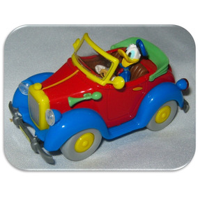 Auto Disney Pato Donald Die Cast Motorama Collection 1/43
