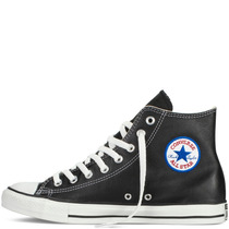Tenis Converse Chucktaylor All Star Hi Top Yorobot De Piel 2