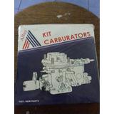 Kit De Carburador Chevrolet Motor 305/350 2 Bocas