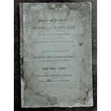 Pliego Licitacion Obras Desague Provincia Buenos Aires 1901