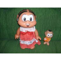 Boneca Monica Da Mimo + 1 Brinde