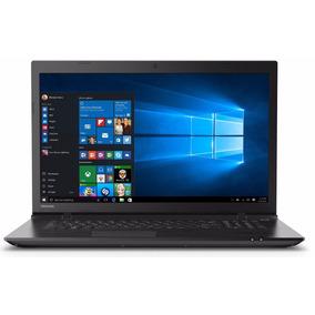 Notebook Toshiba Satellite 17.3 750gb Intel I3 C75-c7130