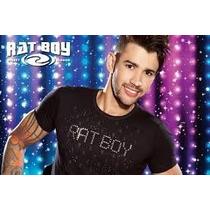 Camiseta Dos Famosos Ratboy
