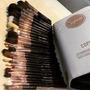 Kit Sigma Extravaganza Copper 29 Pinceis - Pronta Entrega