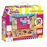 Massinha Modelar Barbie - Food Truck Comidinhas Japonesas