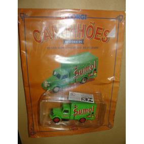 = Caminhão Corgi = Bedford Beba Sumol Refrigerante Verde