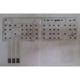 Filme Do Teclado Calculadora Sharp Cs-2612 (1 Unidades)