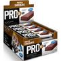 Caixa Com 24 Unidades Pro 30 Vit Bar Protein Trio Chocolate