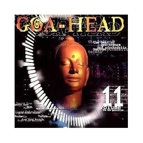 Cd Importado Duplo Goa Head Volume 11