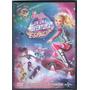 Dvd Barbie En Una Aventura Espacial Nuevo Cerrado