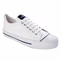 Zapatillas Topper Lona Profesional Blanco
