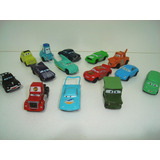 Cars Disney Chick Hicks Doc Hudson Fillmore Flo Guido Luigi