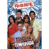 Novela Rebelde Rbd 3ª Temporada Completa E Dublada Em Dvd
