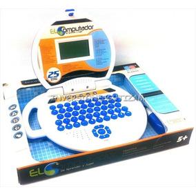 Computadora Juguete Para Niños 25 Funciones Laptop Jd20276s