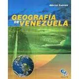 Geografia De Venezuela 9no Hector Zamora Cobo