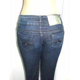 Calça Jeans Feminina Marca 767 Tam. Médio C/ Strech Lu