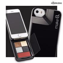 Capinha Iphone O Boticário Palette Make B Maquiagem Celular