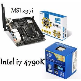 Pc Gamer Itx I7 4790k Gtx 970 Msi Z97i 16gb Watercooler 1tb