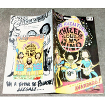 Comics Three Soul In My Mind # 1 Y 2 Avandaro