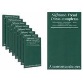 Obras Completas Freud - Amorrortu