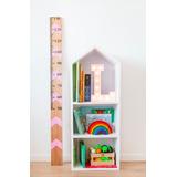 Biblioteca Casita. Ideal Cuarto De Niños. Deco.