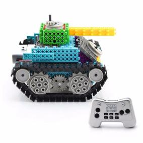 Carrito Armable Con Control Juguete Niños Lego Rompecabezas
