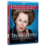 Blu-ray: A Dama De Ferro (meryl Streep, Jim Broadbent) Paris