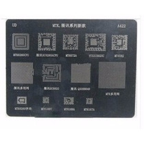 Stencil Celular Mtk A422 Reballing Envio Gratis!!