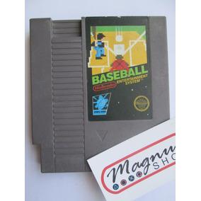 Baseball Para Nintendo Nes Buen Juego De Beisbol Aprovecha
