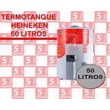 Termotanque Heineken 50 Litros Gas