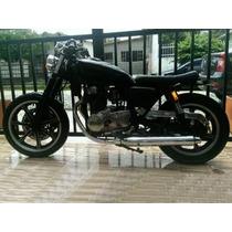 Yamaha Xs 400 Brat Style
