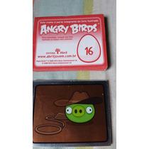 Figurinhas Avulsas Angry Birds Editora Abril