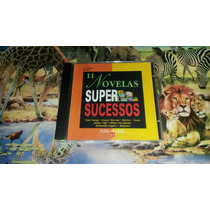 Cd Novelas 11 Super Original Zerado