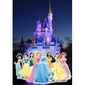 Banners-murales-gigantografias-princesas Disney