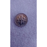 Moneda United States Of America One Dime Liberty In God 2005