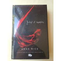 Libro - Lestat El Vampiro (anne Rice)