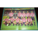 Revista Don Balon España Poster Athletic Bilbao 1999 Bielsa