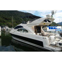 Intermarine Azimut 460full 2008 2xvolvo D9 500 Hp 620 Horas