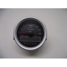 Velocimetro Digital Guster 220km 80mm