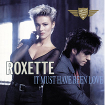 Roxette It Must Have Been Love Vinilo Maxi-remix En Stock